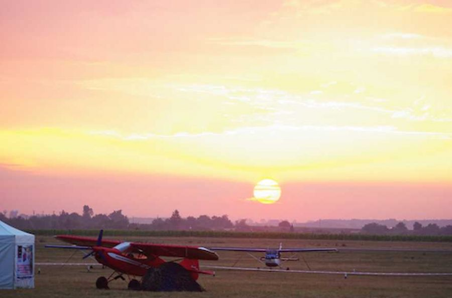 Pilóta találkozó Pécs 2011